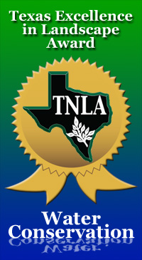 Texas Excellence in Landscape Award